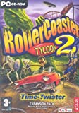 Roller Coaster Tycoon 2: Time Twister Expansion Pack(PC CD)