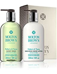 Molton Brown Mûre & Thym Lavage à la main & lotion mains 300 ml cadeau