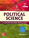 The revised all new second edition of Political Science for Civil Services Main Examination comes with updated content, changes in every chapter and new questions added to Practice Questions at the end of each chapter. The last section consisting of ...