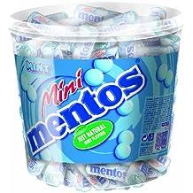 Mini Mentos Mint lata, 1er Pack (120x 10,5g)
