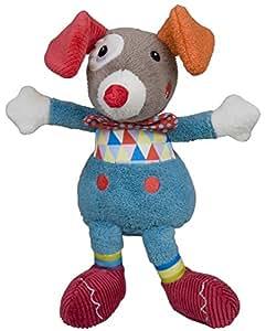 Ebulobo - Peluche Clown Gustave Magic Circus - 27 cm