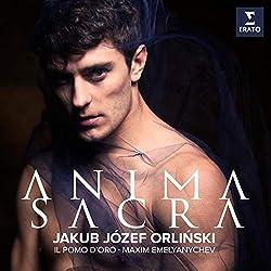 Jakub Józef Orlinski | Format: MP3-DownloadVon Album:Anima SacraErscheinungstermin: 26. Oktober 2018 Download: EUR 1,29