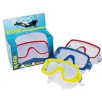 Haberkorn Kinder Masque de plongée masque de plongée Taille S à partir de 6ans de protection avec nez