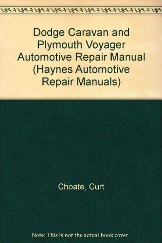 dodge-caravan-and-plymouth-voyager-mini-vans-1984-thru-93-haynes-no-1231-by-curt-choate-1993-06-01