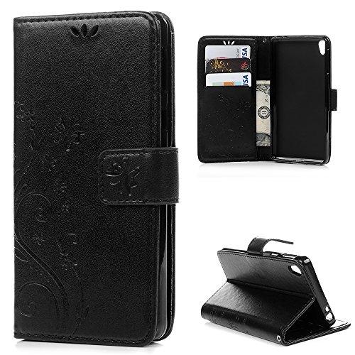 sony-xperia-e5-custodia-pelle-stampata-folio-wallet-maxfeco-morbido-libro-pu-leather-con-silicone-ca
