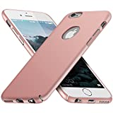 iPhone 6/6s Coque, Gudior rigide PC anti-rayures Ultra mince [lisse Touch] Coque pour...