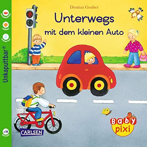 Baby Pixi 33: Unterwegs mit dem kleinen Auto - Pixi-duo