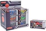 Globo Toys Globo-37063spidko Druckguss Motorrad Kostenlose Rad in einer Box, Sortiert