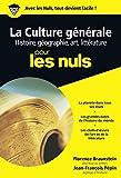 Culture générale Poche Pour les nuls Tome 1 : histoire, géographie, arts et littérature (01)
