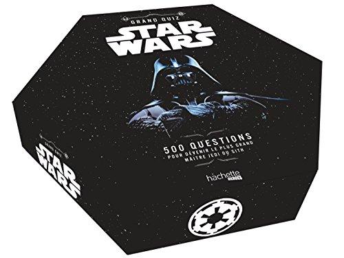 Grand Quiz Star Wars: 500 questions pour devenir maître Jedi ou seigneur Sith