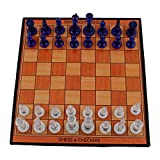Blossom 11 in 1 Family Game with Chess, ...