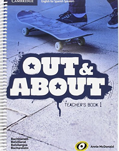 Out and About Level 1 Teacher's Book - 9788490368039 por Annie McDonald
