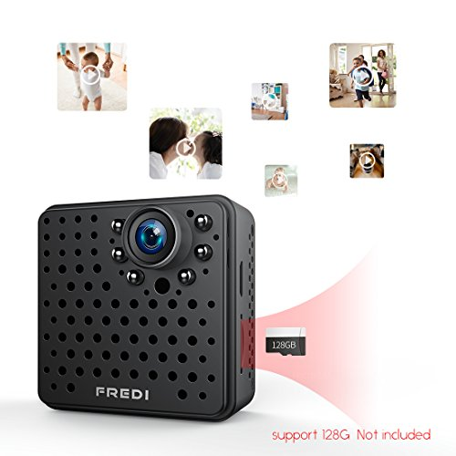 FREDI HD 1080P wireless ip telecamera spy cam mini telecamera videocamera wifi nascosta spia fotografica con movimento investigativo di sorveglianza sicurezza - 9