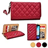 Cooper Quilted [Women's Clutch Smartphone Wallet] Case for