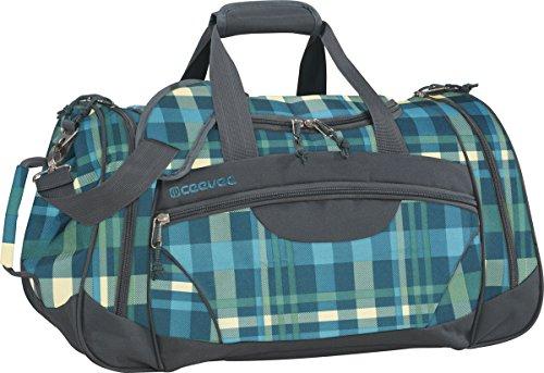ceevee Vogue caro blue Sportbag York 185 caro blue
