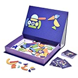 Best Education Toys 3 Year Old Girls - Mier Edu STEM Educational Toys Magnetic Puzzle, Dry Review