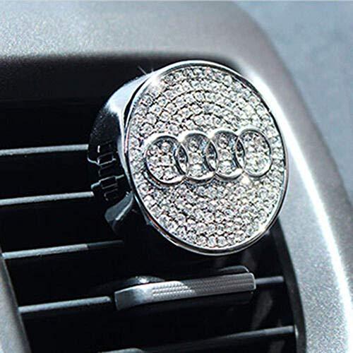 Fitracker Auto Logo Air Freshener Vent Clip Parfüm Air Lufterfrischer Duft Duft mit Geschenk-Box