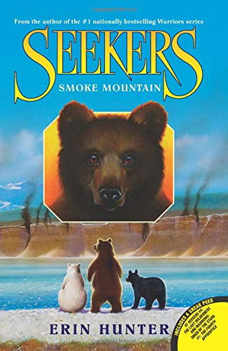 Seekers #3: Smoke Mountain por Erin Hunter