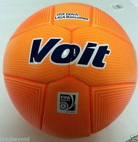 voit-fussball-offizielle-match-ball-von-bbva-liga-bancomer-orange-2014-neu-100-original-von-voit