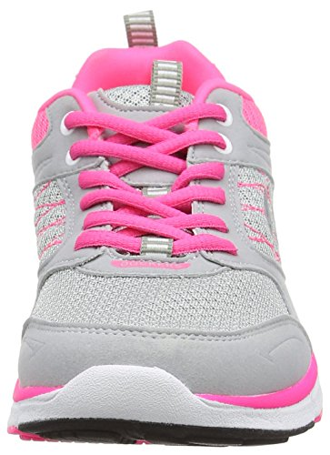 Dockers by Gerli Damen 37ie201-700 Sneakers Grau (grau/pink 250)