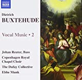 Diderik buxtehude musique vocale (volume 2)