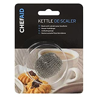 Chef Aid Stainless Steel Doughnut Kettle Descaler