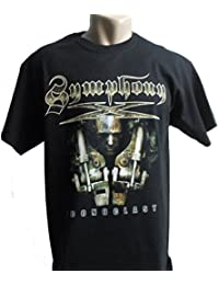 Symphony X - Man & Machine Band T-Shirt