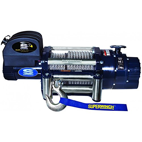 Seilwinde Superwinch Ferse 14.0 6T3 Cable Stahl für Jeep - 1614200sup