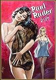 2019Calendrier Mural [12Pages 20,3x 27,9cm] Pinup Sexy Girl par Paul Rider Arthur Sarnoff Vintage Pulp Fiction couvertures