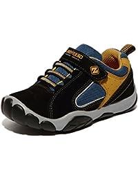Al aire libre Los deportes de los zapatos de los niños y cómodos zapatos de baile de velcro senderismo