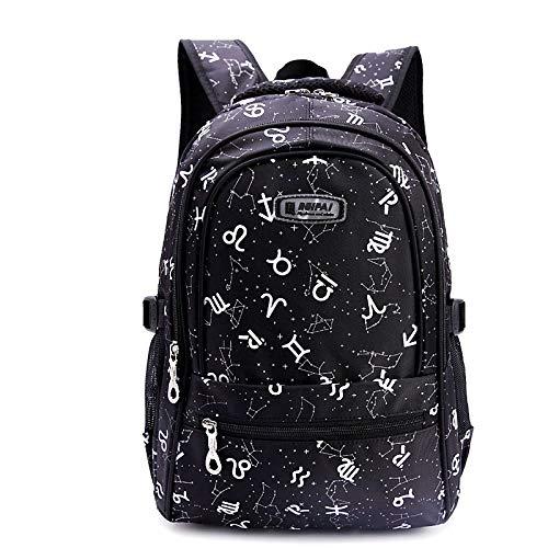 Taschen - Kindertaschen Rucksack Ultraleichtwasserdicht Lasten Schwarz H45 * W11 * L29Cm (Prime Spielzeug Optimus Vintage)