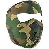 Lmeno Crâne Masque Ghost Visage Masque Réglable Tête Cagoule pour Cou Nez Oreille...