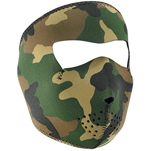 Lmeno Schädel Skelett Gesichtsmaske Ghost Style Balaclava Schädel Skelett Maske Motorrad Radfahren Cosply Kostüm Sport Ski Skifahren Snowboard Snowmobile - Typ F