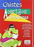 Image de Chistes, Acertijos Y Adivinanzas (Adivinanzas Y Chistes)