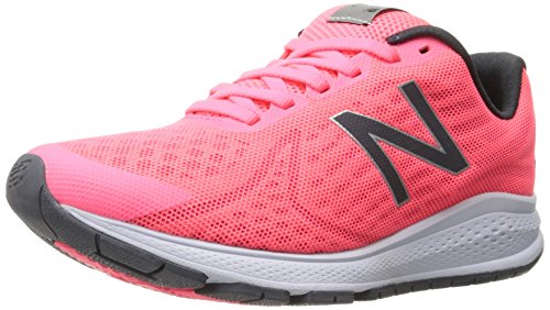 New Balance Women's Vazee Rush v2 Running Shoe, Pink/Grey, 10 D US Pink/Grey