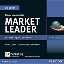 Market Leader 3rd Edition Upper Intermediate Coursebook 2 Audio CD