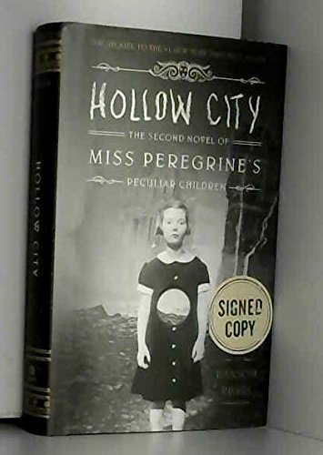 Hollow City (Miss Peregrine's Peculiar Children) by Riggs, Ransom (2014) Hardcover