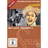 Stan Laurel - Filmedition 2