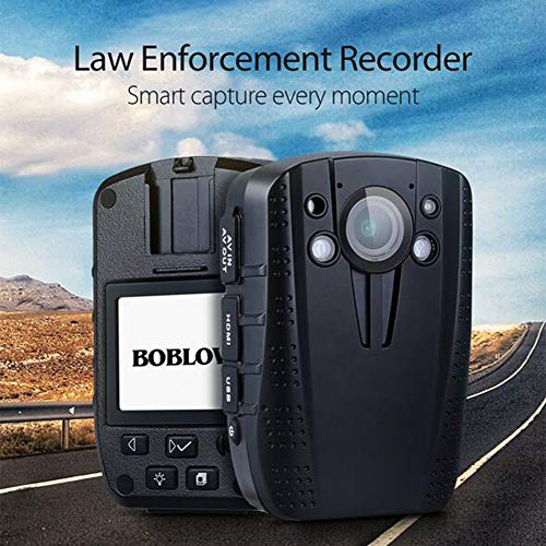 14MP HD 1296P 30Fps Polizei Strafverfolgungs Audio Video Recorder Mini Nachtsicht 140 Grad Körper Kamera,Aprogramstandardversion(16G) - Polizei-videorecorder