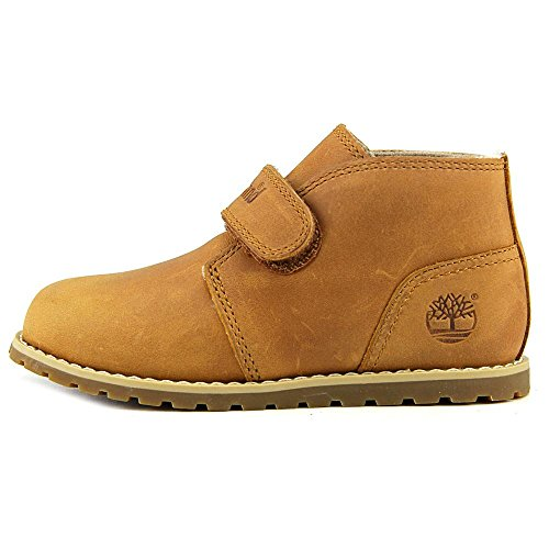 Timberland Pokey Pine Chukka Infant Wheat Leather Ankle Boots Wheat