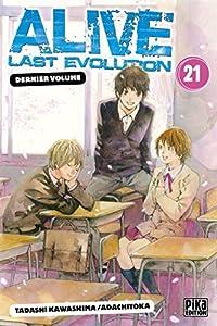 Alive : Last Evolution Edition simple Tome 21