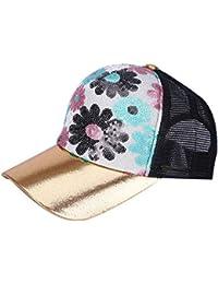 URIBAKY Gorras de béisbol Gorra para Hombre Mujer Talla única Casquillo  Bordado de Verano Sombreros de Malla para Casuales Sombreros… 073bad920a8