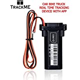TrackME G-101 GSM based GPS tracker for Car Bike Truck Taxi real time vehicle tracking with mobile APP