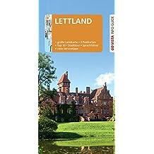 GO VISTA: Reiseführer Lettland: Mit Faltkarte und 3 Postkarten (Go Vista Info Guide)