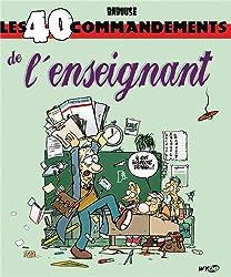 Les 40 commandements de l'Enseignant