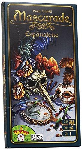 Asterion 8401–Mascarade Expansion, Edizione Italiana