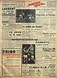 Telecharger Livres BELGIQUE SPORTS No 301 du 17 12 1948 LA RENCONTRE FRANCO BELGE DE TENNIS A LOUVAIN PANNAYE CENTRE AVANT LA FETE INTERNATIONALE DE NATATION DU CNB LES CANDIDATS POUR BARCELONE ONT RENTRE LEURS PASSEPORTS DELANNOIT DETIE TOUT LE MONDE L ESPAGNOL FENOY LAURENT NE S EST PAS LAISSE ROULER PAR VANAUSLOOS (PDF,EPUB,MOBI) gratuits en Francaise