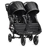Baby Jogger BJ16410 Kinderwagen City Mini GT Double, schwarz
