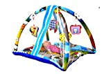 Olly Polly Kids 5 in 1 pure cotton high quailty imported new born Foldable baby mosquito net bedding set bassinet