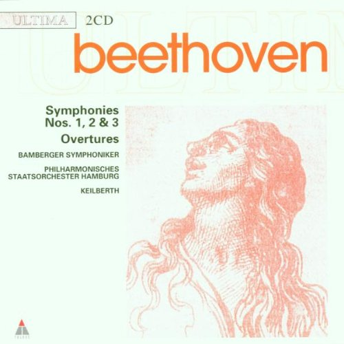Beethoven : Symphonies, n° 1, 2 & 3, Ouvertures [Import anglais]